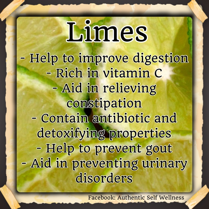The Health Benefits of Limes