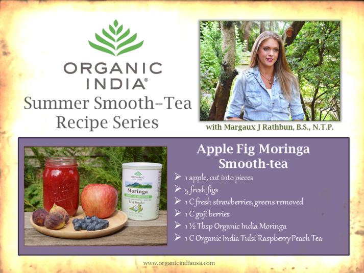 Organic India Smooth-tea