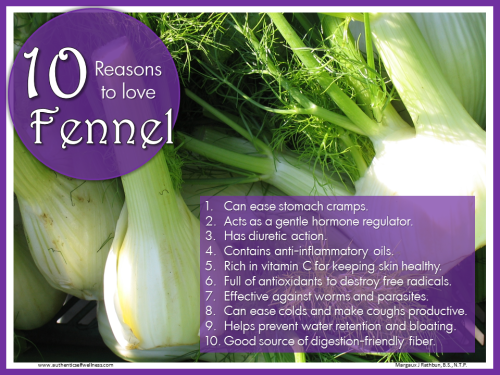 10 Reasons to Love Fennel