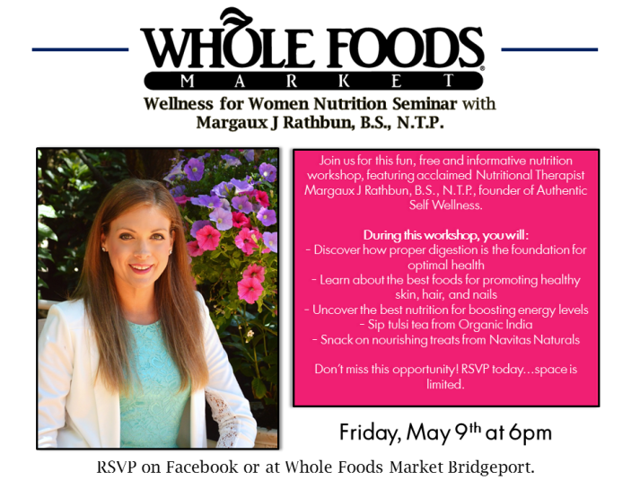 Whole Foods Market Bridgeport Wksp Flyer May 2014