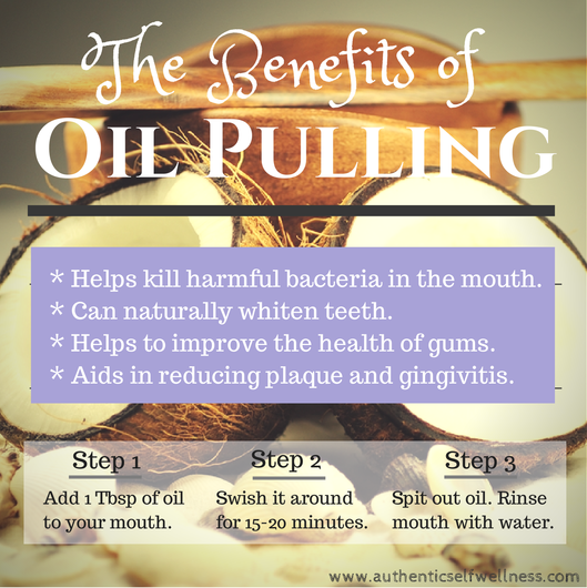 The Benefits of Coconut Oil Pulling