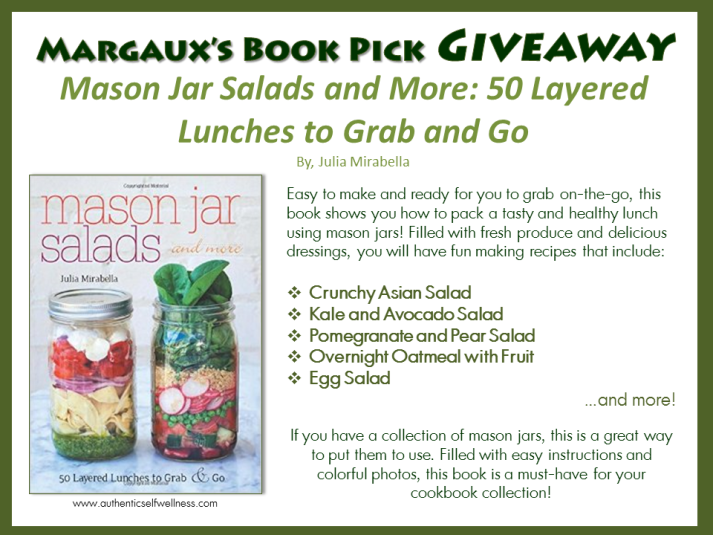 Margaux's Book Pick - Mason Jar Salads