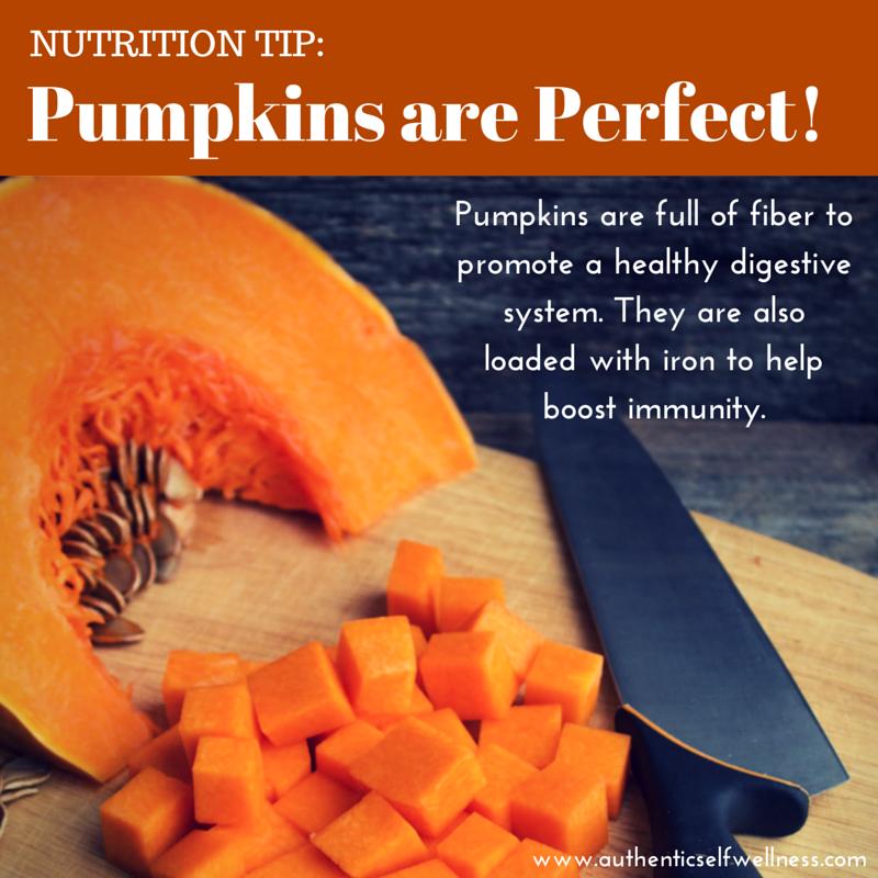 The Health Benefits of Pumpkins