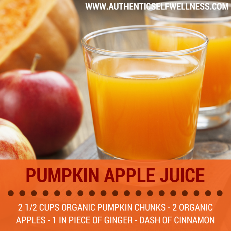 Pumpkin Apple Juice