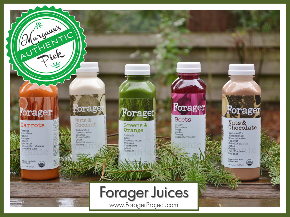 Forager Project Juices