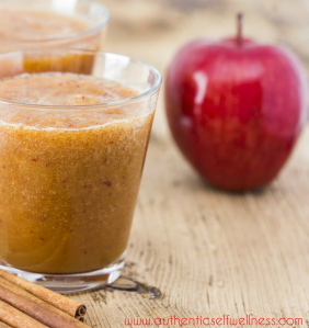 Honey Nut Apple Smoothie