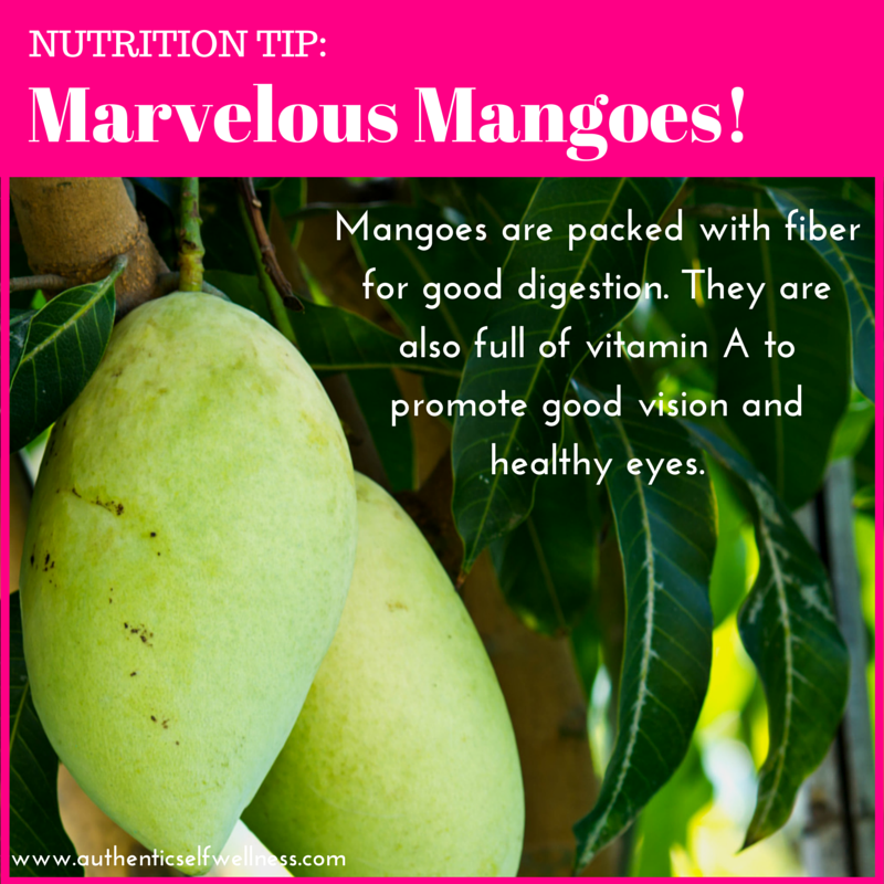 The Benefits of Mangoes