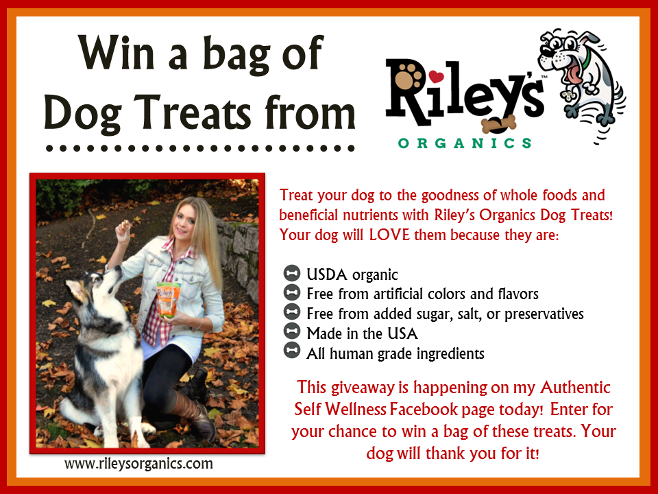 Riley's Organics Dog Treats