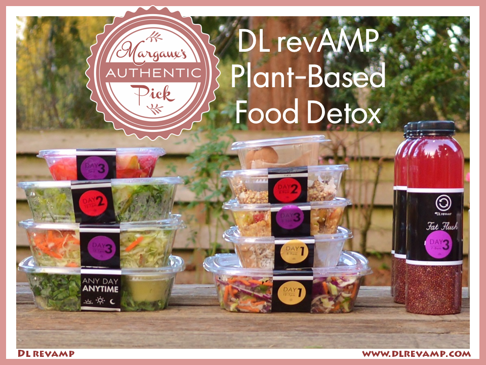 Dl RevAMP Plant-Based Detox