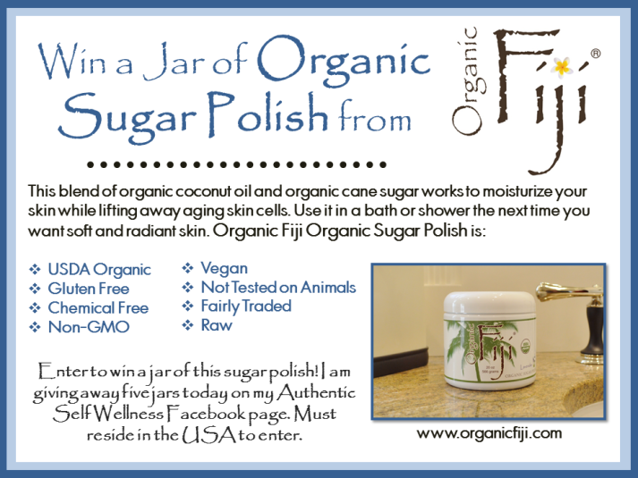 Organic Fiji Sugar Polish