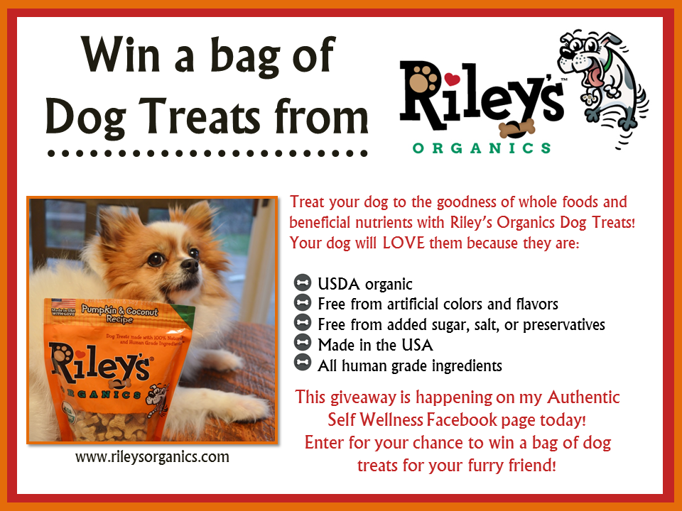 Rileys Organics Dog Treats