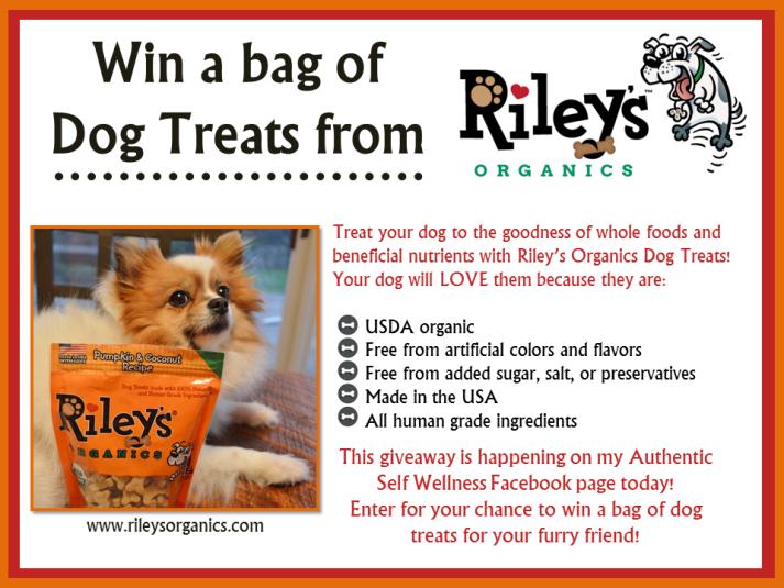Rileys Organics Dog Treats