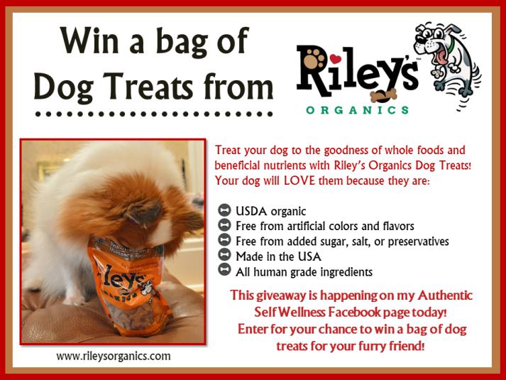 Riley's Organics Dog Treats