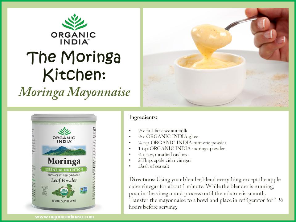 Moringa Mayo