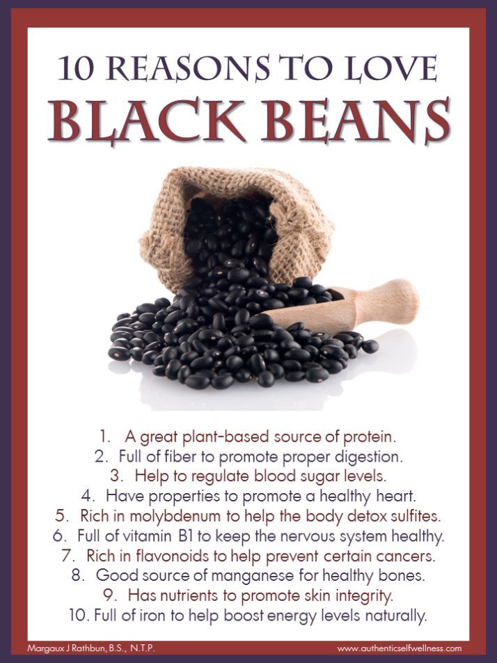 10 Reasons to Love Black Beans