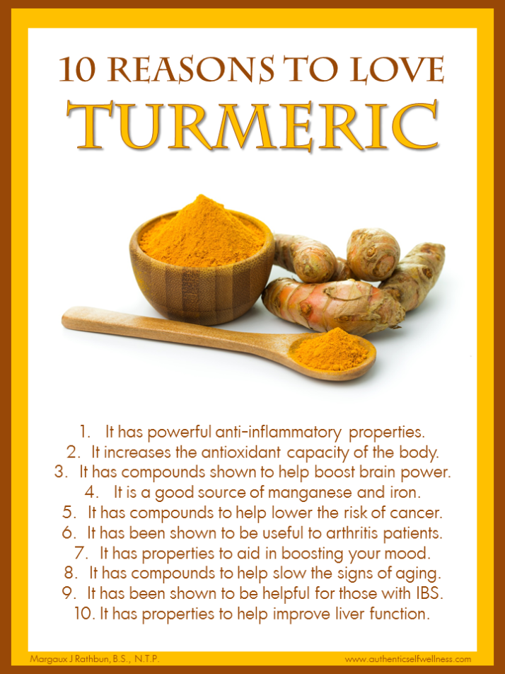 10 Reasons to Love Turmeric