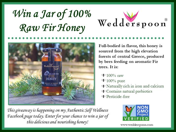 Wedderspoon Honey