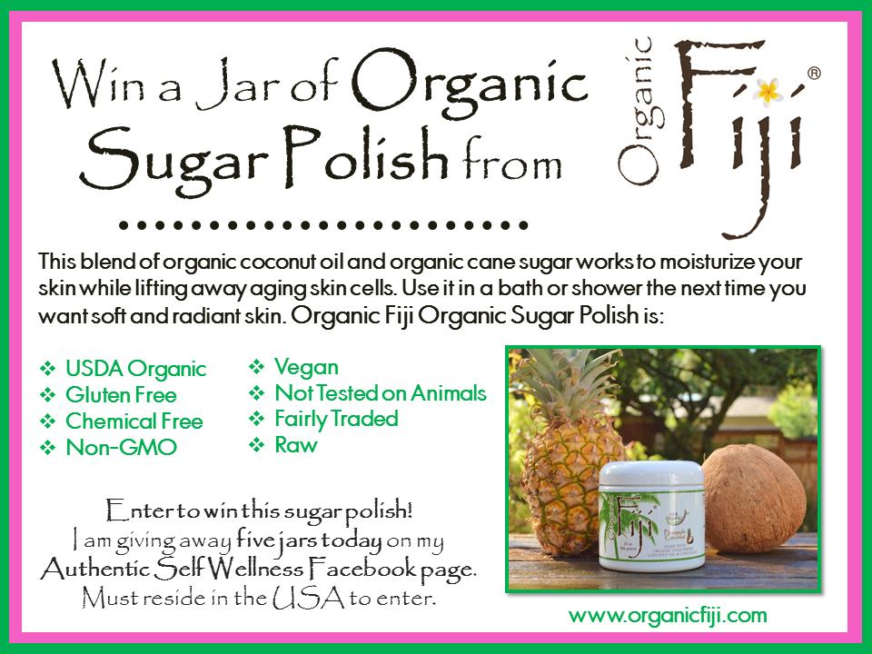 Organic Fiji Sugar Polish