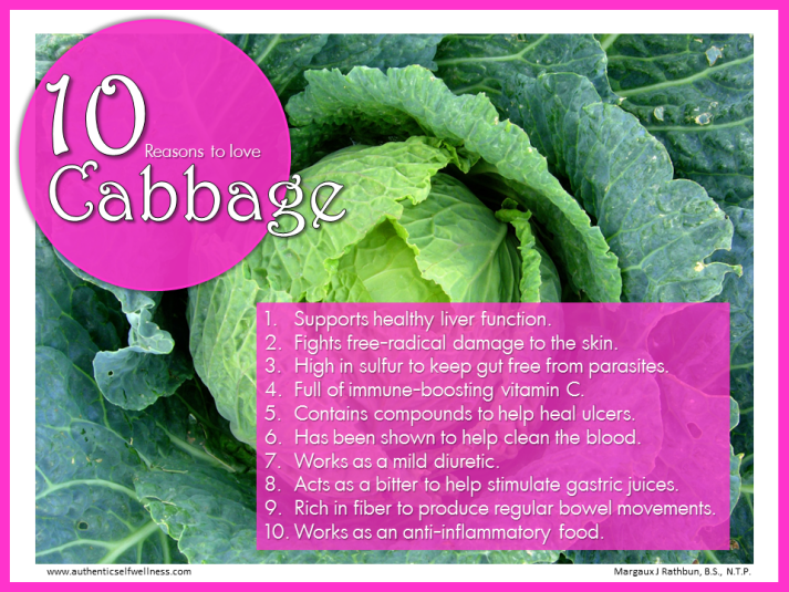 10 Reasons to Eat Cabbage