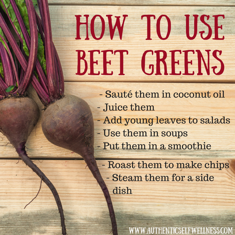 How to Use Beet Greens